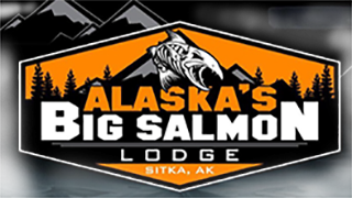 Alaska's Big Salmon Lodge Logo